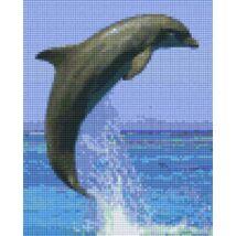 Delfin 1 (20,3x25,4cm)