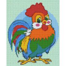 Csirke 1 (20,3x25,4cm)