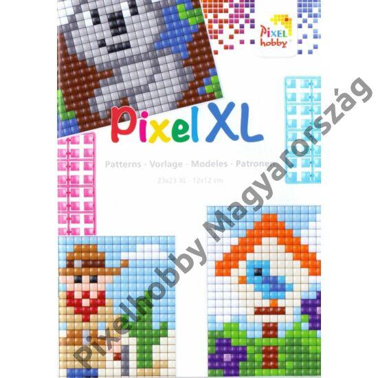 Pixel XL ötletfüzet