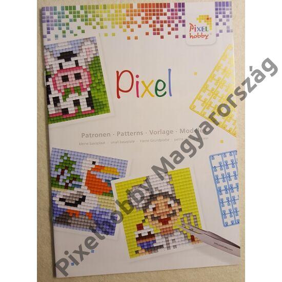 Mini-mosaic ötletfüzet