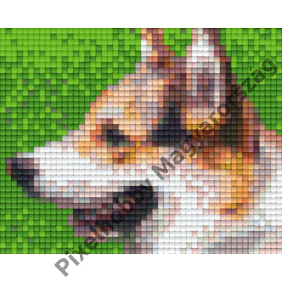 Kutya (10,1x12,7cm)