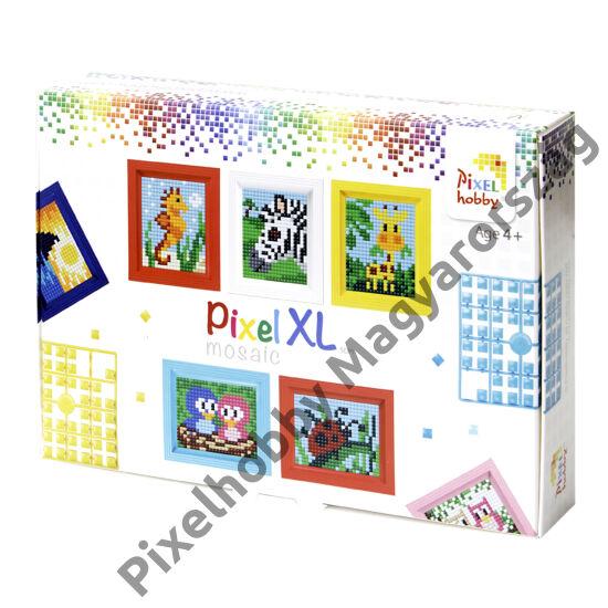Ajándékdoboz XL pixelhez