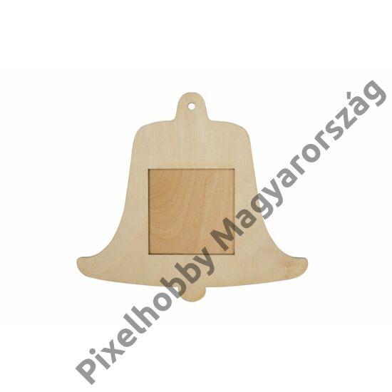 Harang fa keret (6x 6cm képhez)