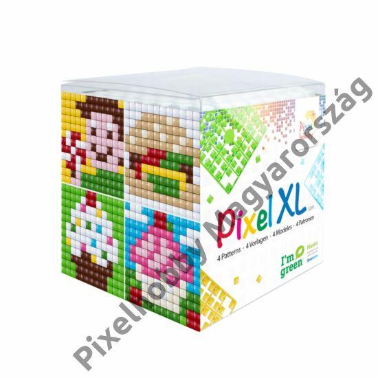 Pixel XL szett - Uzsonna (6x 6 cm)