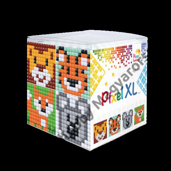 Pixel XL szett - Vadállatok (6x 6 cm)