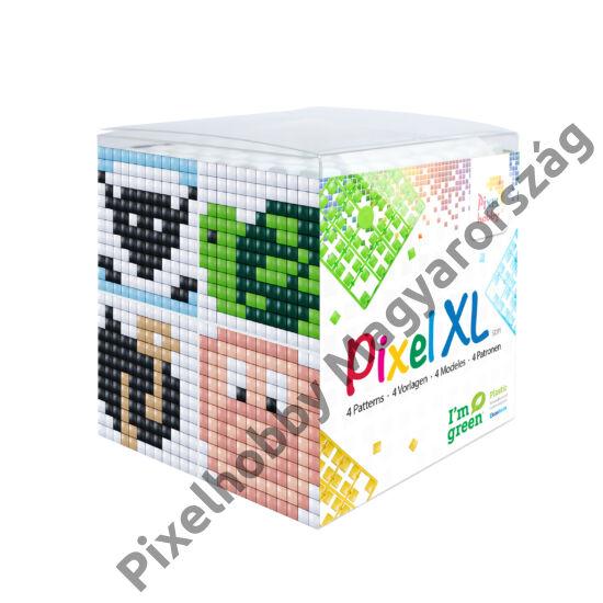 Pixel XL szett - Állatok 2 (6x 6 cm)