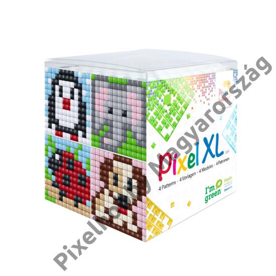 Pixel XL szett - Állatok 3 (6x 6 cm)