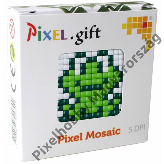 Mini Pixel XL szett - Béka (6x 6 cm)