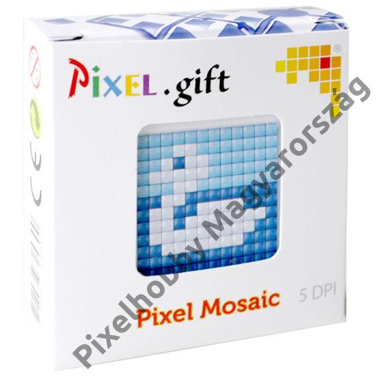 Mini Pixel XL szett - Hattyú (6x 6 cm) Kifutó termék
