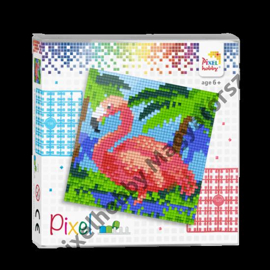4 Alaplapos szett - Flamingo 1