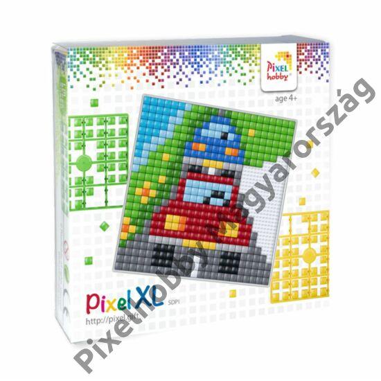 Pixel XL szett - Autók (12x 12 cm)