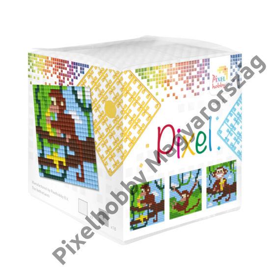 Pixel Kocka - Majmok