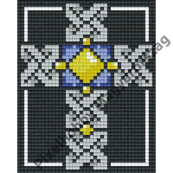 Kelta kereszt (10,1x12,7cm)