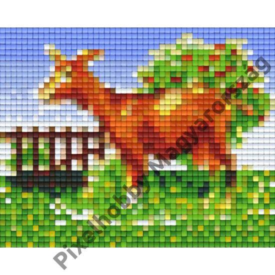 Kecskefarm (12,7x10,1cm)