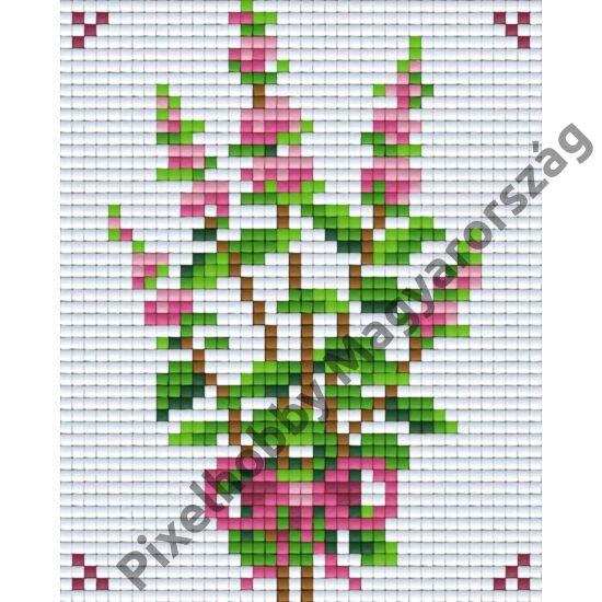 Virág 2 (10,1x12,7cm)