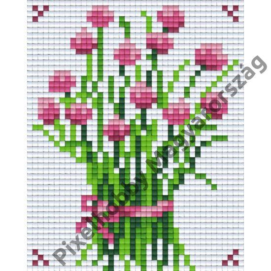 Virág 3 (10,1x12,7cm)