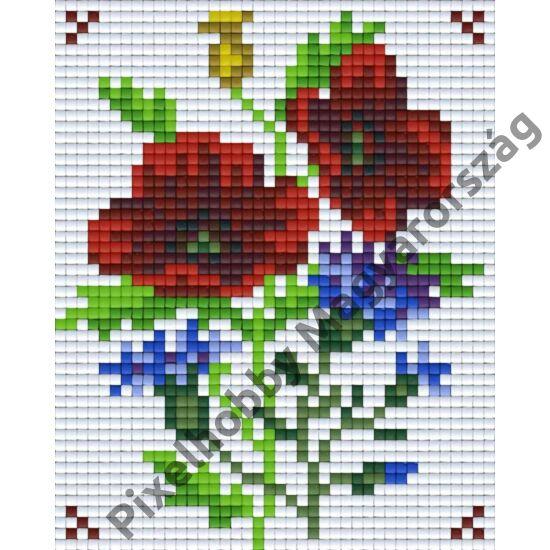 Virág 5 (10,1x12,7cm)