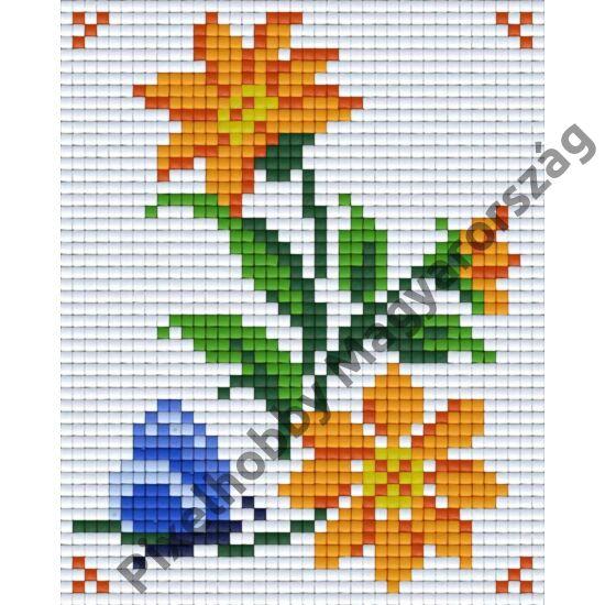 Virág 6 (10,1x12,7cm)