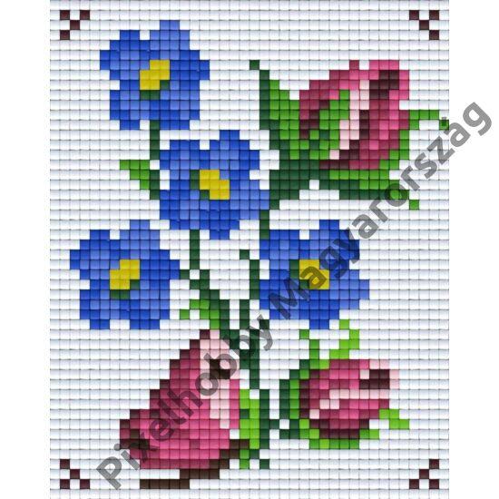 Virág 9 (10,1x12,7cm)