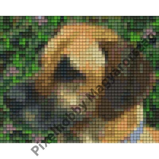 Dog Kenya 1 (12,7x10,1cm)