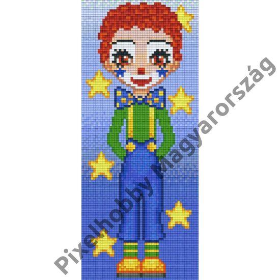 Pjotr bohóc (12,7x30,5cm)