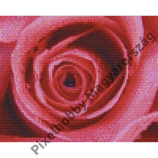Vörös rózsa (25,4x20,3cm)