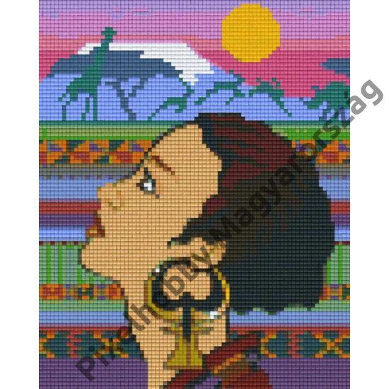 Africa (20,3x25,4cm)