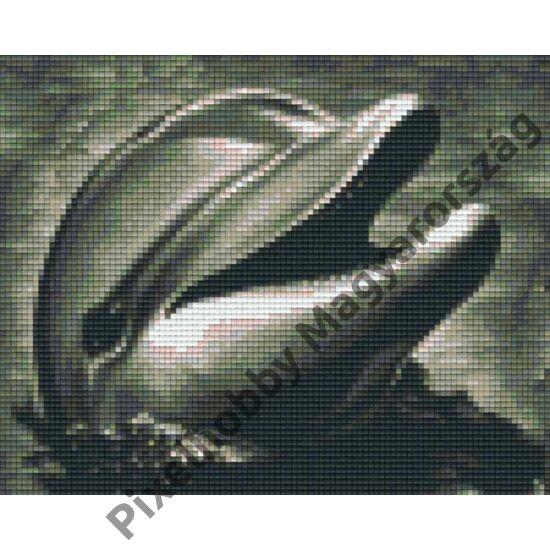 Delfin 6 (25,4x20,3cm)